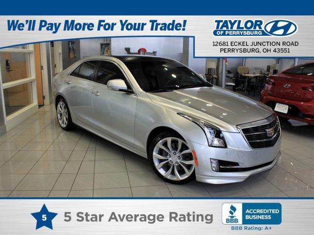Cadillac ATS Sedan Under 500 Dollars Down