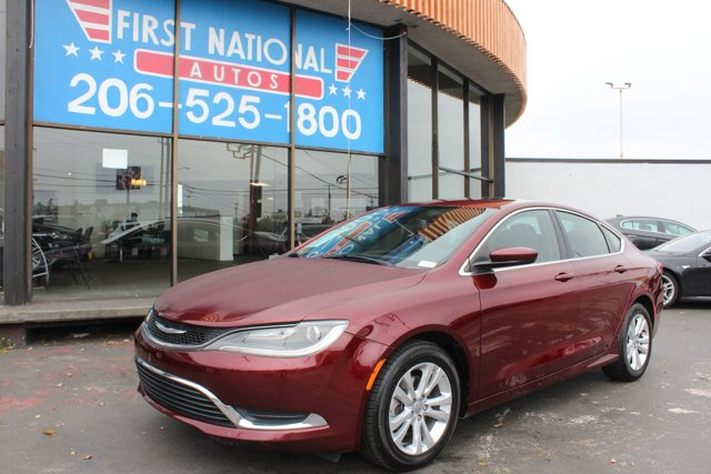 Chrysler 200 Under 500 Dollars Down
