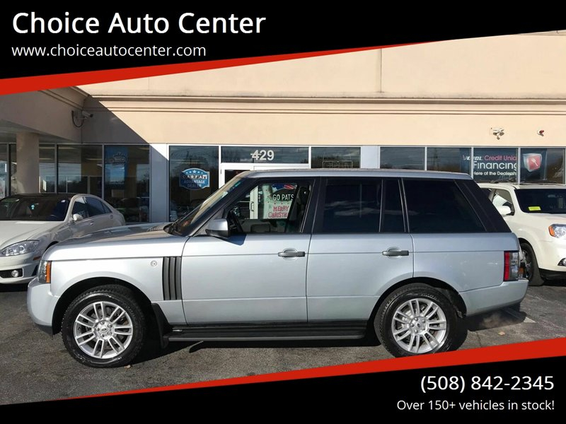Land Rover Range Rover Under 500 Dollars Down