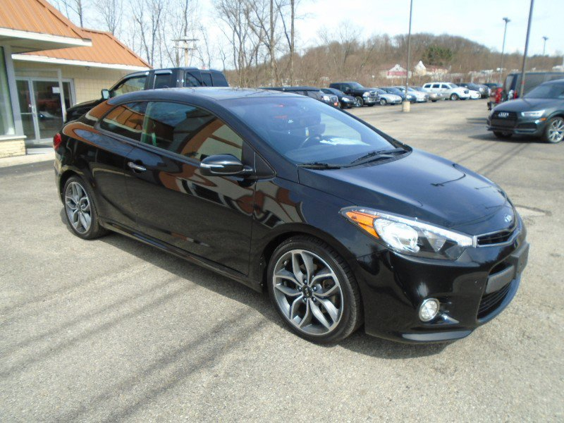 Kia Forte Koup Under 500 Dollars Down